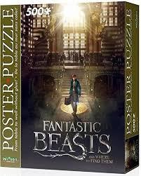 Wrebbit 3D Fantastic Beasts Macusa (500)