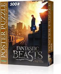 Wrebbit 3D Fantastic Beasts New York (500)