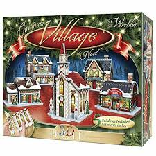 Wrebbit 3D Christmas Village (116)