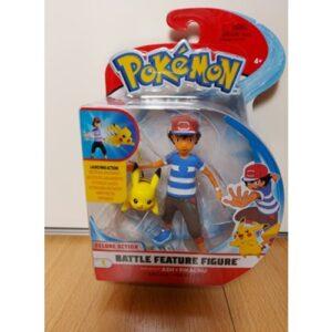Pokemon Battle Figures Wave 7: (11cm) Ash + Pikachu