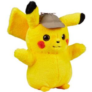 Pokemon Movie: Plush Detective Pikachu Real Scale (16 inch)