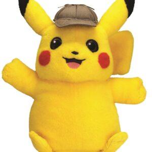Pokemon Movie: Plush Talking Detective Pikachu
