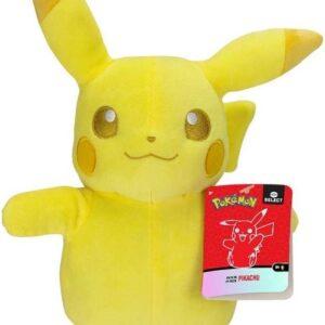 Pokemon Plush Figures Wave 1 Pikachu 20cm