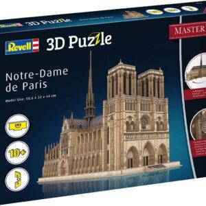 3D Puzzel Notre Dame de Paris