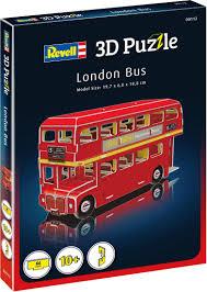 Revell: 3D Puzzle London Bus (20)