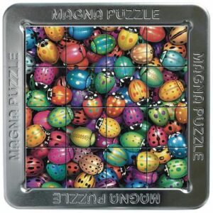 3D Magna Puzzle Small Bugs (16)