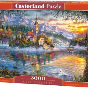 Castorland: Fall Splendor (3000)