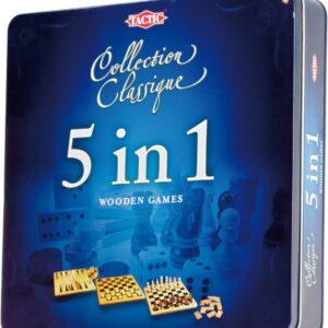5 Games in 1 (Classic in TB)