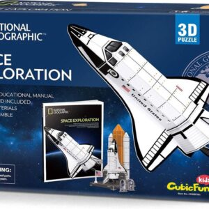 3D Space Exploration Space Shuttle (65)