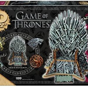 3D Sculpture Puzzle Game of Thrones (56)