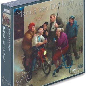 Art Revised: Marius van Dokkum Tweede Jeugd (1000)