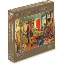 Art Revised: Marius van Dokkum Mannenhuishouding (1000)