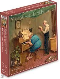Art Revised: Marius van Dokkum Zoals de Ouden Zongen (1000)