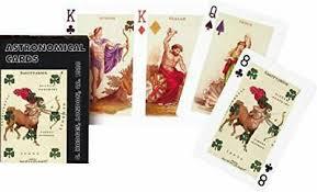 Astronomical Cards speelkaarten - Single Deck