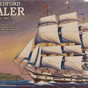 Academy: NEW BEDFORD Whaler 1:200