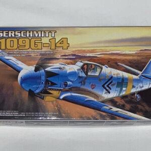 Academy Hobby Model Kits: BF109G-14 Messerschmitt (1:72)