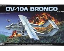 Academy Hobby Model Kits: OV-10A (1:72)