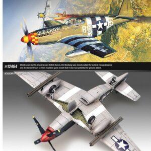 Academy Hobby Model Kits: P-51B (1:72)