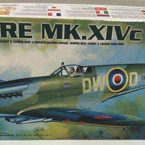 Academy Hobby Model Kits: Spitfire MK. XIVC (1:72)