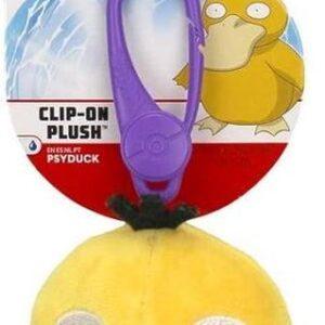 Pokemon Knuffel Clip-on Psyduck