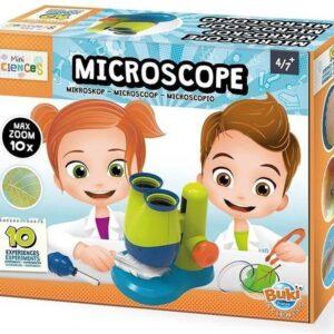 Buki: Mini Sciences Microscoop - 10 Experimenten