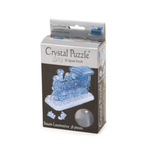 Funtime 3D Crystal Puzzle Train