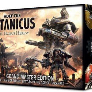 Adeptus Titanicus Grandmaster
