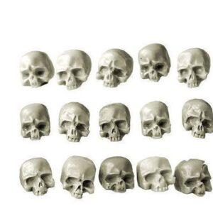 SpellCrow: Human Skulls - SPCB5855