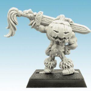 SpellCrow: Dyniaq with the Great Sword - SPCH1703
