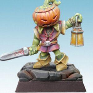 SpellCrow: Dyniaq with Lantern - SPCH1704