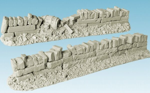 SpellCrow: Stone Fences - SPCH0045