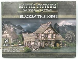 Battle Systems: Blacksmiths Forge