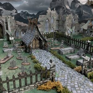 Battle Systems: Tabletop Games & Terrain Graveyard