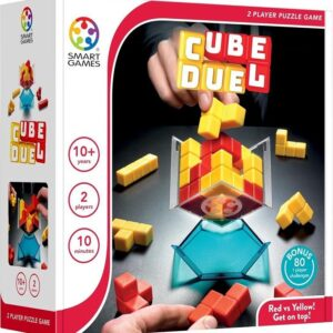 SmartGames: Cube Duel