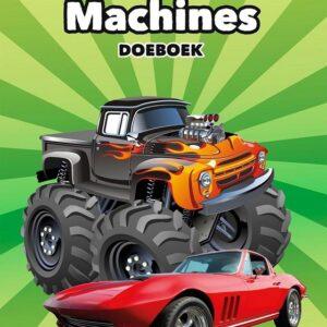 Activity Book Auto's en Machines