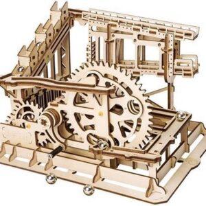 Robotime: Houten Model Kit Marble Squad