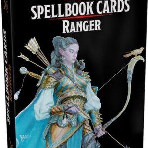 D&D 5.0 Spellbook Cards Ranger (46)
