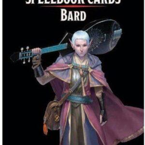 D&D 5.0 Spellbook Cards Bard (128 cards)