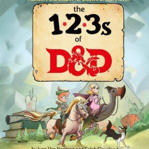 D&D RPG 123s of D&D - EN