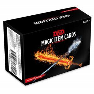 D&D 5.0 Spellbook Cards Magic Item Cards (292)