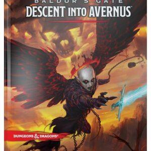 D&D 5.0 Baldur's Gate Descent into Avernus