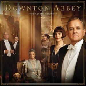 Downton Abbey Square Calendar 2021