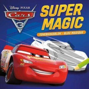 Cars 3 Super magic toverkrasblok