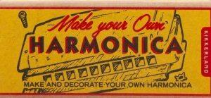Bouw je eigen Mondharmonica