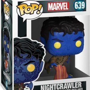 Funko POP! Marvel: X-Men 20th Ann. Nightcrawler - 639