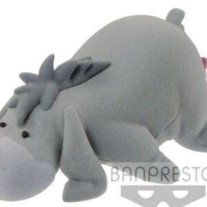 Disney Cute! Fluffy Puffy Mini Figure Eeyore 5 cm