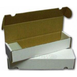 Cardbox Opbergbox Fold-out Shoe Box for Storage (1000)