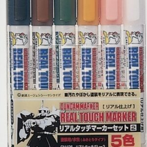 Gundam Marker Real Touch Set 2