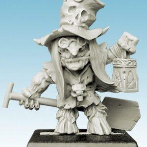 Spellcrow: Hobgoblin with Shovel - SPCH1505