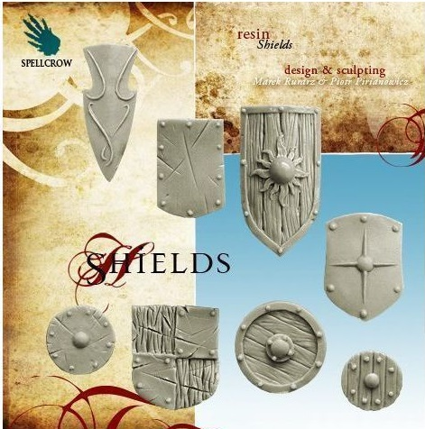 SpellCrow: Shields - SPCH0013